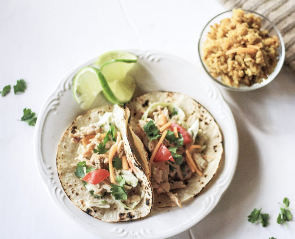 Last Minute Summer Tacos