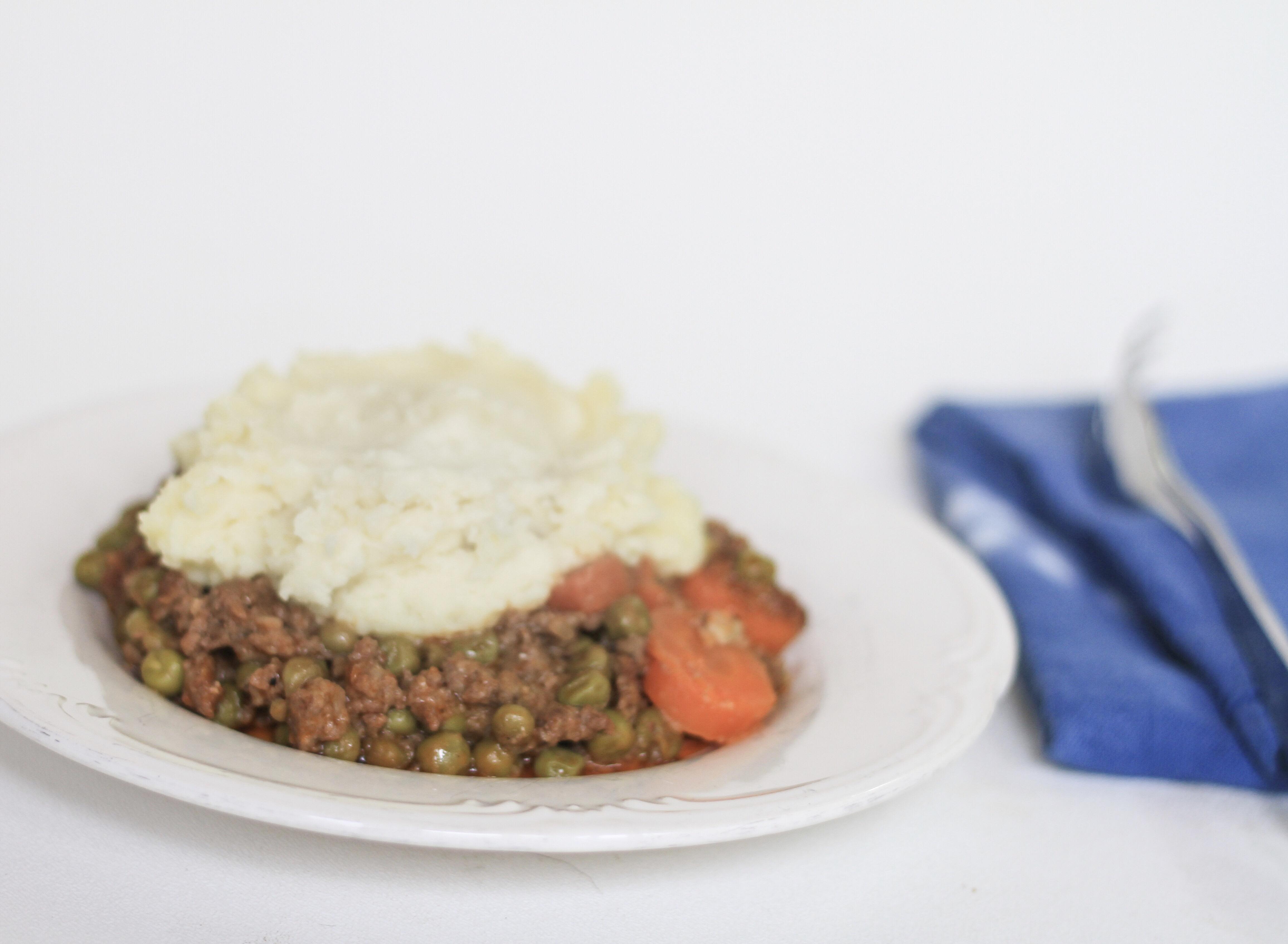Shepherd's Pie, Crock-pot Edition
