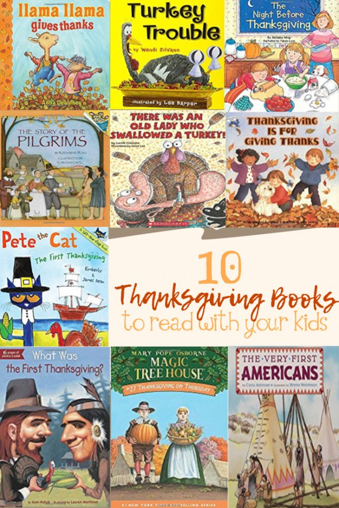 Thanksgiving books for kids thanksgiving reading challenge for kids mom blogger