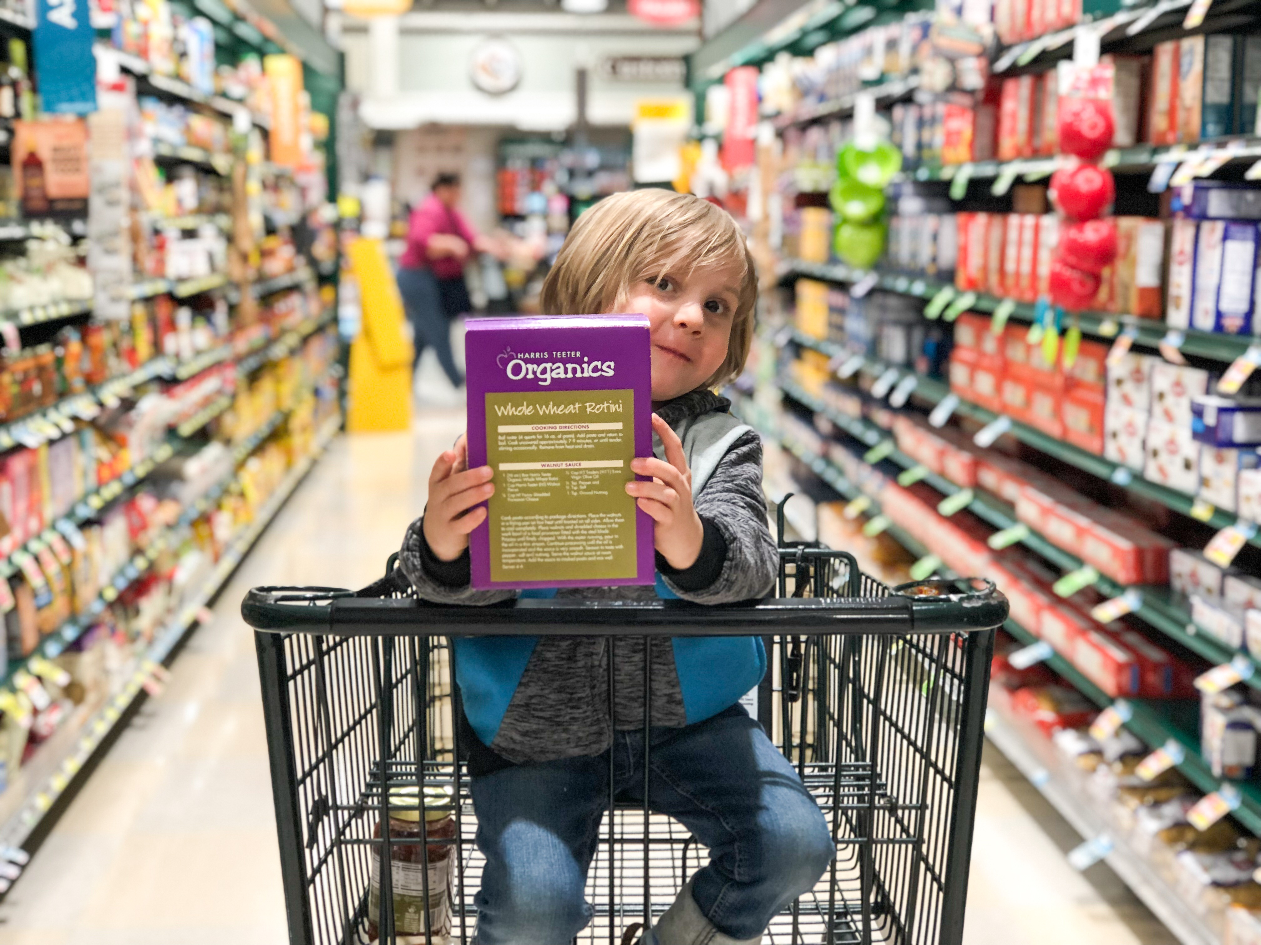 mom blog dad blog healthy family locally sourced eating healthy variety purple low price tag items on every isle non-GMO nutrient rich trusted grocer Virginia California traveling family food recipes early learning homeschooling