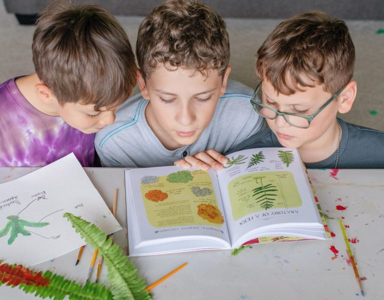 learning about nature books for kids nature school mom blog mommy blogger influencer
