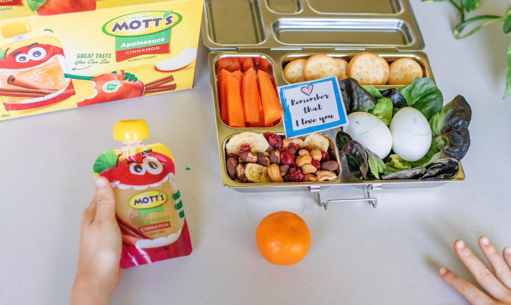 lunches for kids back to school mom blogger Washington DC easy lunches to pack for kids traveling family