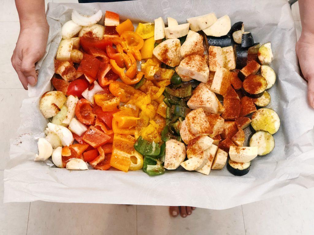 farmers market roasted vegetable soup mommy blog family blog food foodie instagrammer